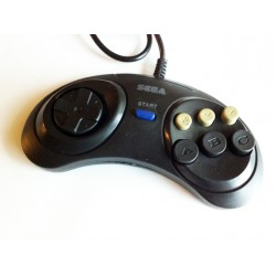 Mando Sega Megadrive adaptado a MSX